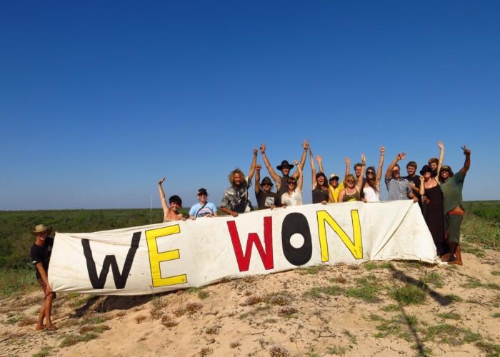 A vision for climate civil resistance