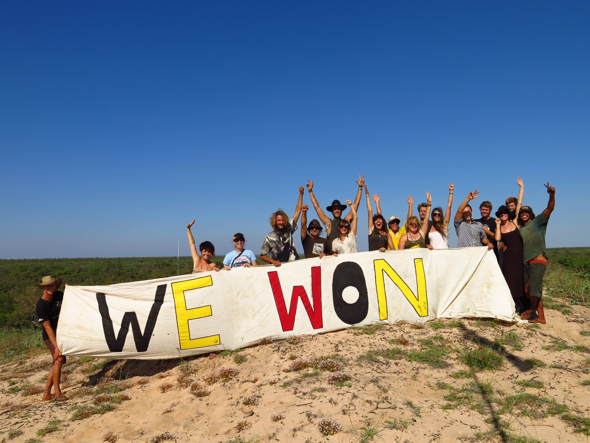 A vision for climate civil resistance