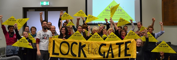 Gippsland folk raring to go after a nonviolent direct action training