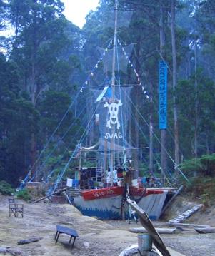 weld pirate ship