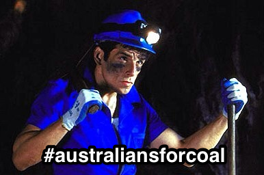 #AustraliansforCoal : A win (say industry sources)