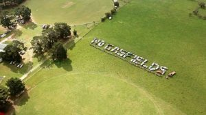 Human Sign Meerlieu Ute sign aerial