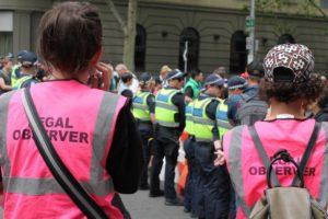 Legal Observers - Melbourne