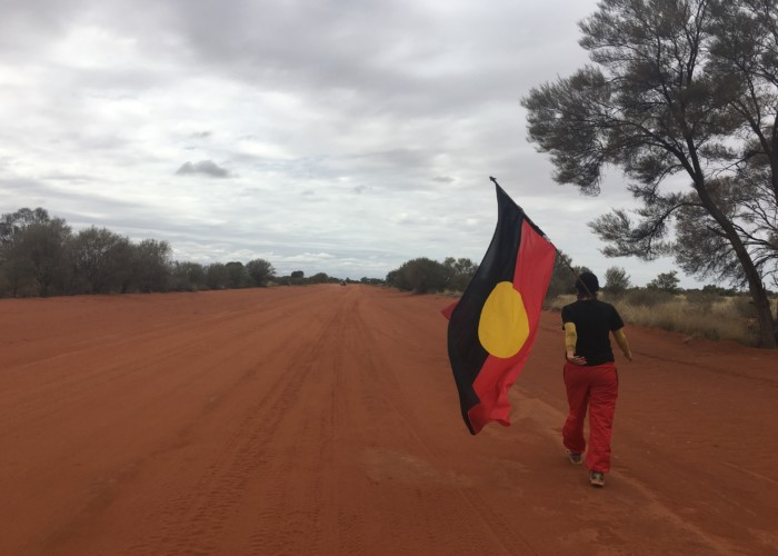 Walking for country in WA