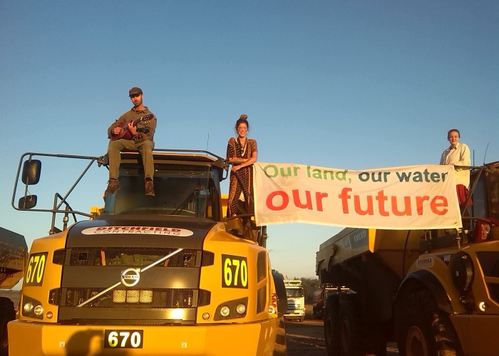 The day the climate movement shifted gear in Australia