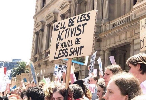 Supporting the #ClimateStrike